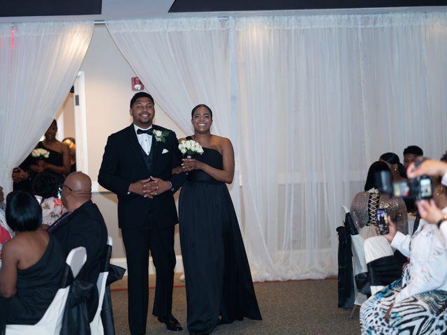 Dereck and Ina's Wedding in Aberdeen, Maryland 8