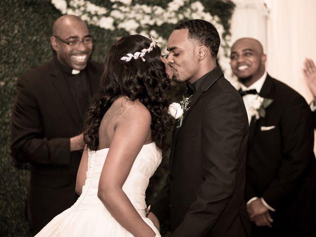Dereck and Ina's Wedding in Aberdeen, Maryland 9