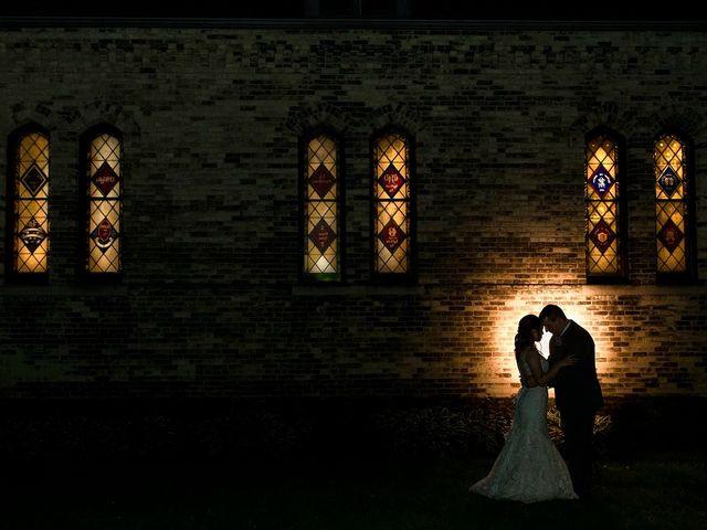 Andrew and Kirstin's Wedding in Kenosha, Wisconsin 2