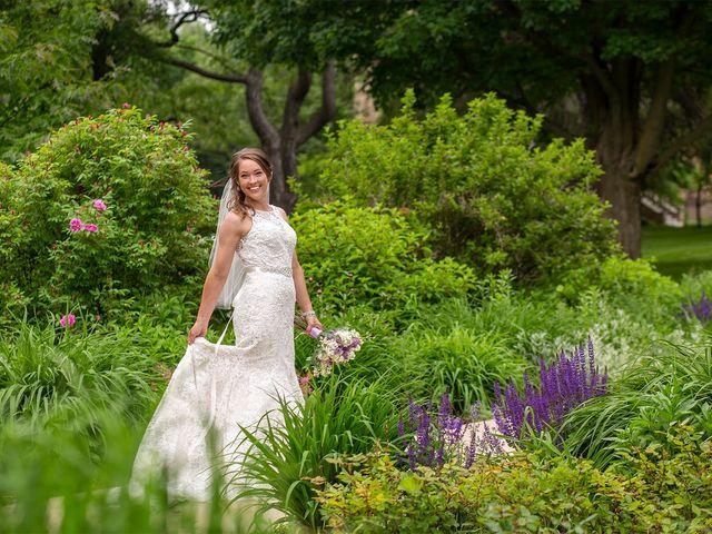Andrew and Kirstin's Wedding in Kenosha, Wisconsin 1