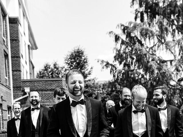 Eric and Deidre's Wedding in Charlottesville, Virginia 8