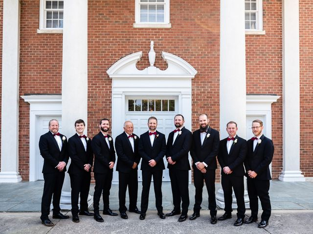 Eric and Deidre's Wedding in Charlottesville, Virginia 16
