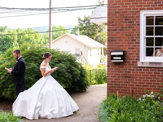 Eric and Deidre's Wedding in Charlottesville, Virginia 19