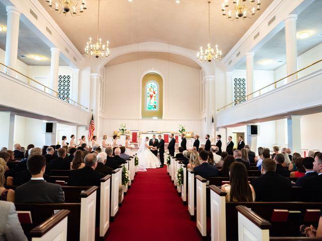 Eric and Deidre's Wedding in Charlottesville, Virginia 22