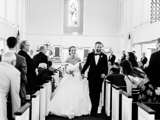 Eric and Deidre's Wedding in Charlottesville, Virginia 24