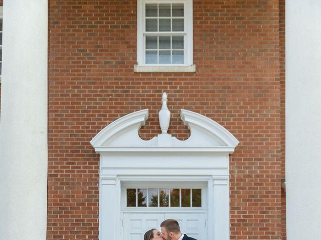 Eric and Deidre's Wedding in Charlottesville, Virginia 25