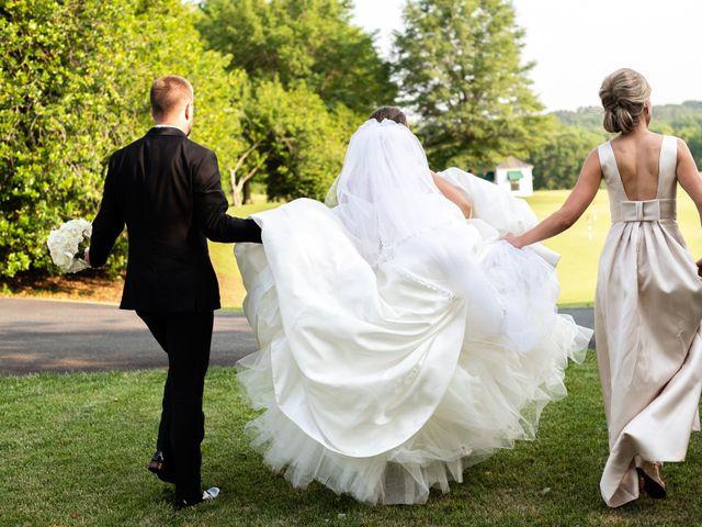 Eric and Deidre's Wedding in Charlottesville, Virginia 26