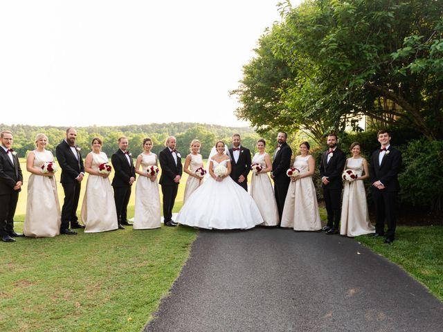 Eric and Deidre's Wedding in Charlottesville, Virginia 27