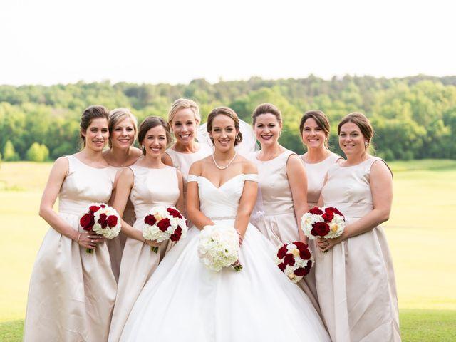 Eric and Deidre's Wedding in Charlottesville, Virginia 31