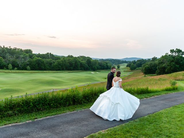Eric and Deidre's Wedding in Charlottesville, Virginia 1