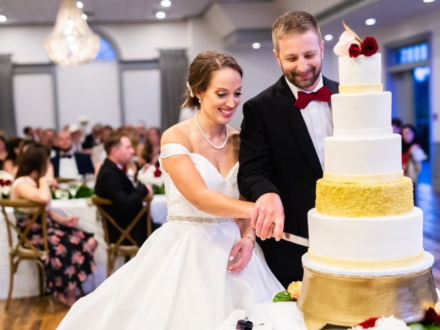 Eric and Deidre's Wedding in Charlottesville, Virginia 44