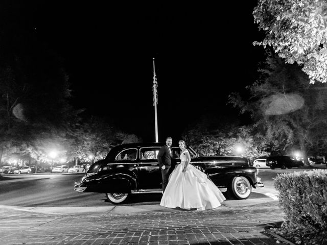 Eric and Deidre's Wedding in Charlottesville, Virginia 48