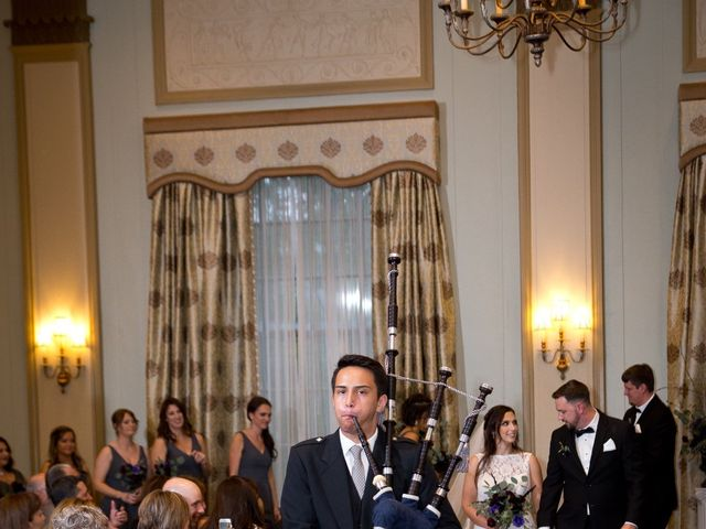 Allen and Brigid's Wedding in Greenville, South Carolina 6