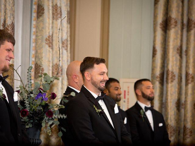Allen and Brigid's Wedding in Greenville, South Carolina 9