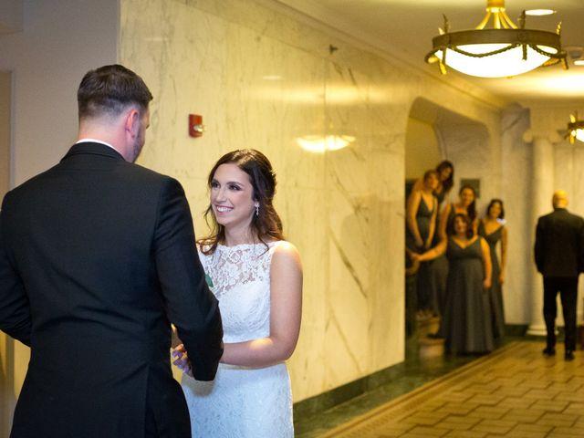 Allen and Brigid's Wedding in Greenville, South Carolina 11