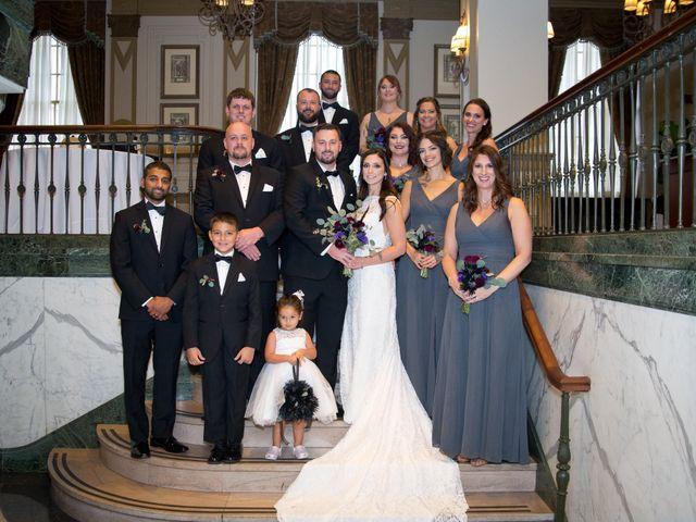 Allen and Brigid's Wedding in Greenville, South Carolina 24
