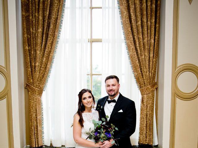 Allen and Brigid's Wedding in Greenville, South Carolina 29