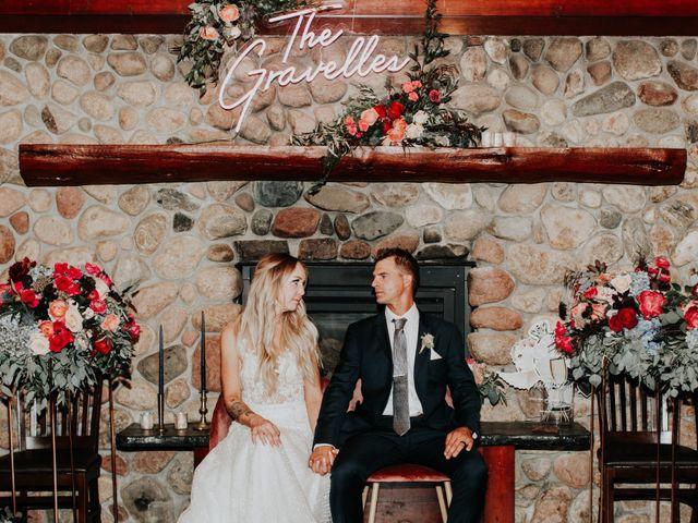 The wedding of Ariel and Josh