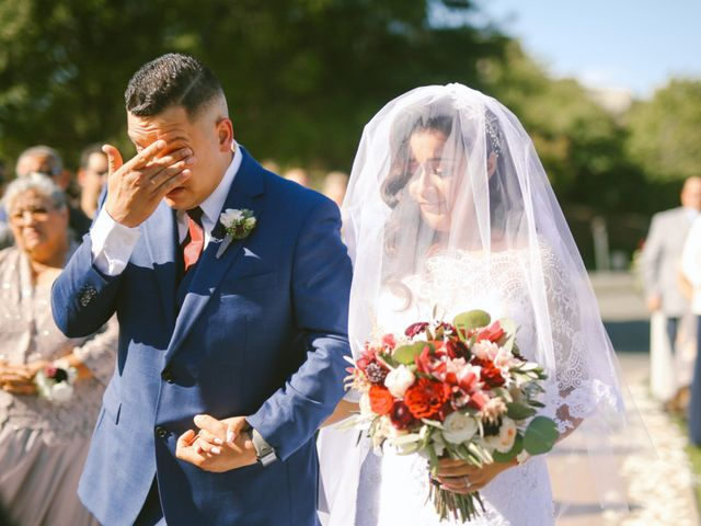 Edgar and Ruth's Wedding in Vallejo, California 11