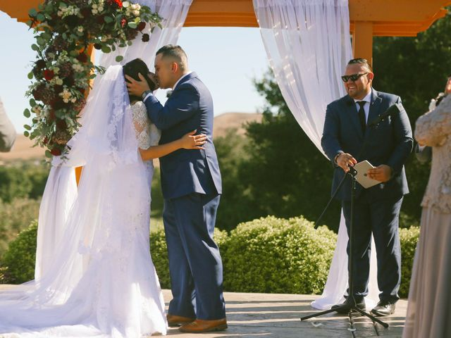 Edgar and Ruth's Wedding in Vallejo, California 12