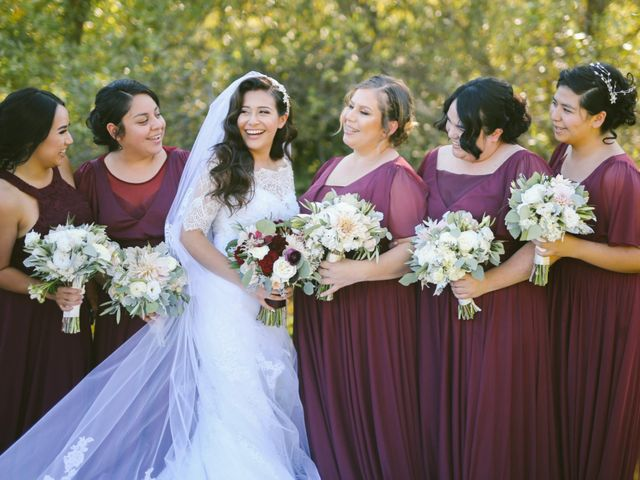 Edgar and Ruth's Wedding in Vallejo, California 13