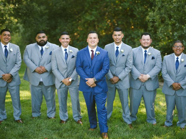 Edgar and Ruth's Wedding in Vallejo, California 15