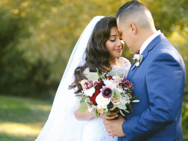 Edgar and Ruth's Wedding in Vallejo, California 16