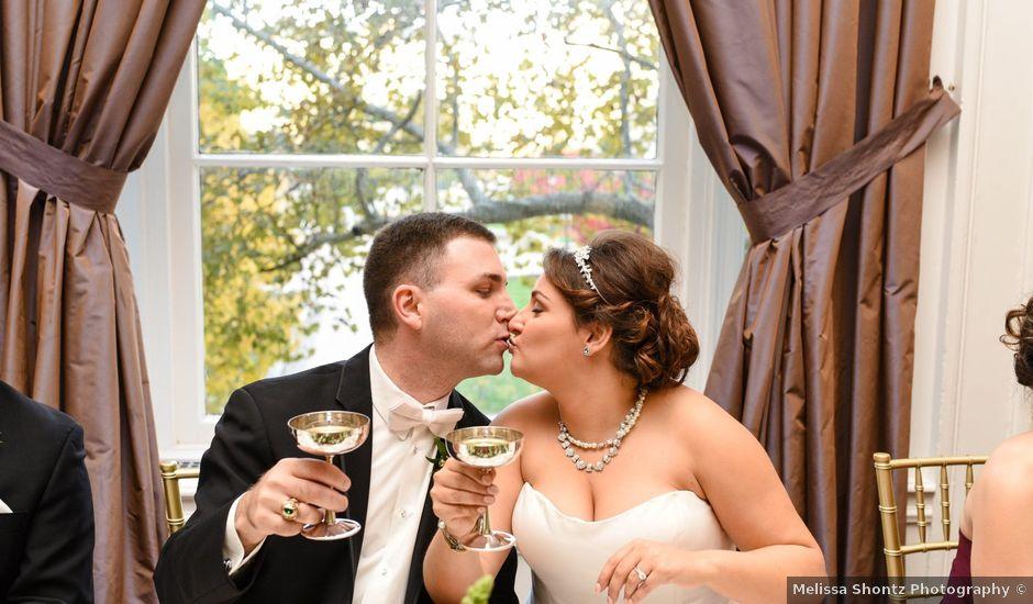 Jason and Hannah's Wedding in Pittsburgh, Pennsylvania