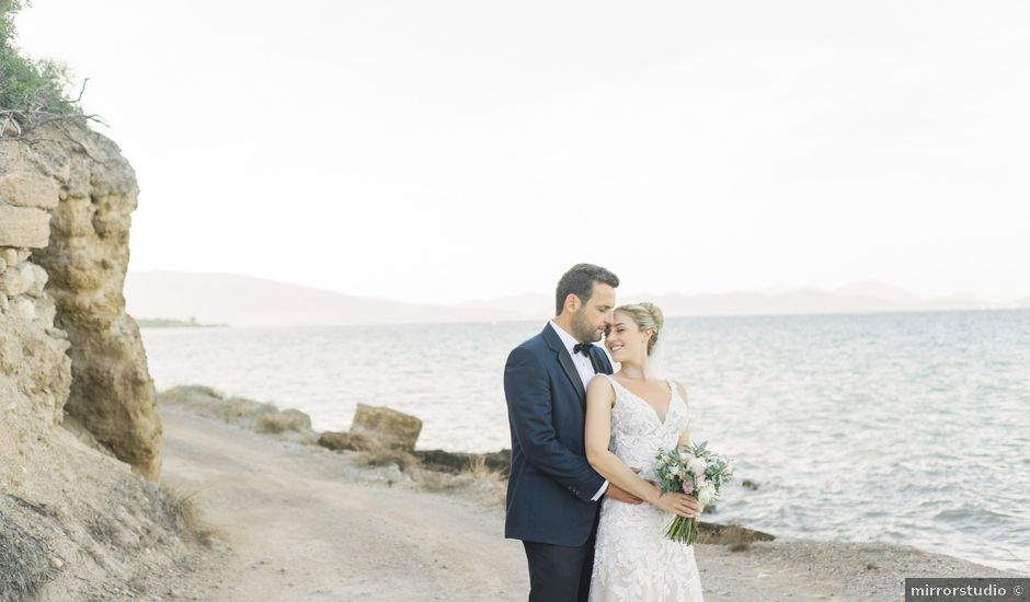 Panos and Stavroula's Wedding in Athens, Greece