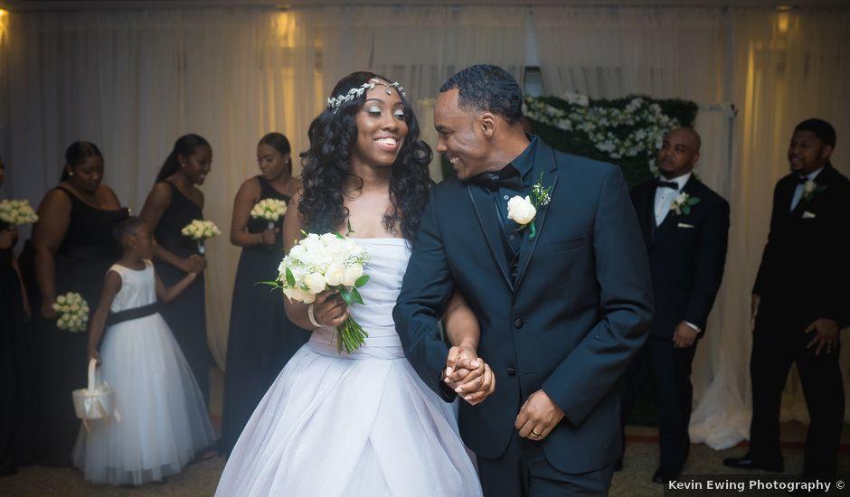 Dereck and Ina's Wedding in Aberdeen, Maryland