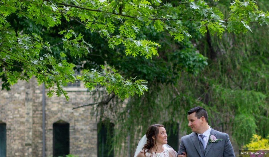 Andrew and Kirstin's Wedding in Kenosha, Wisconsin