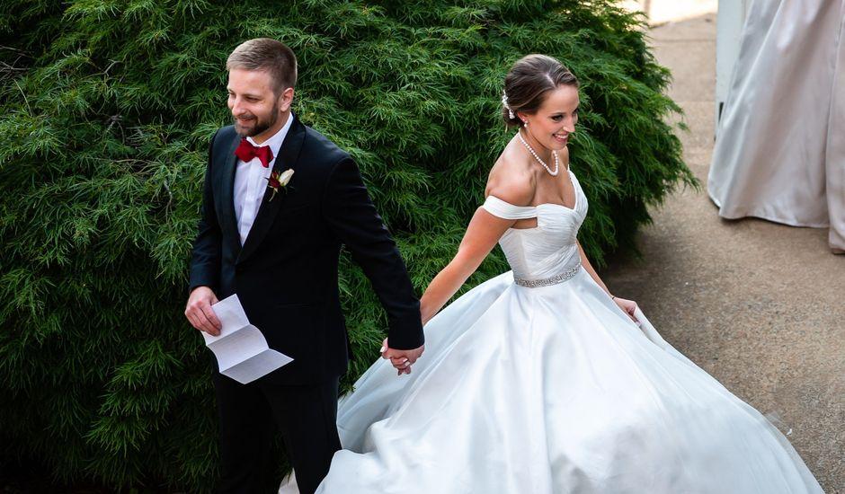 Eric and Deidre's Wedding in Charlottesville, Virginia