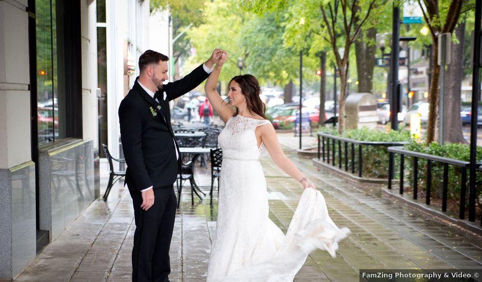 Allen and Brigid's Wedding in Greenville, South Carolina