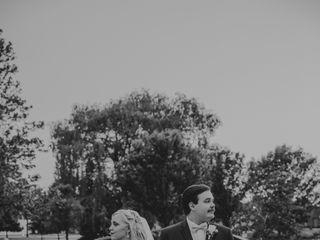 The wedding of Ashley and Austin 1