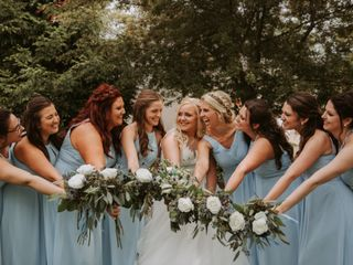 The wedding of Ashley and Austin 2