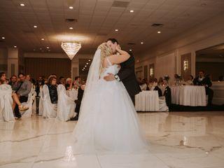 The wedding of Ashley and Austin