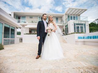 The wedding of Kate and Ruslan