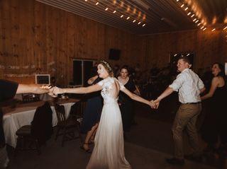 The wedding of Dana and Joe 2