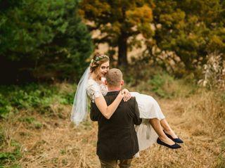 The wedding of Dana and Joe