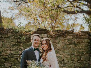 The wedding of Nicole and Bradley 1