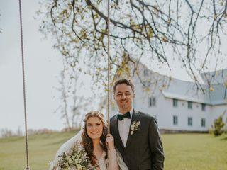 The wedding of Nicole and Bradley 2