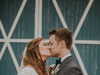 The wedding of Nicole and Bradley 3