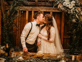 The wedding of Nicole and Bradley