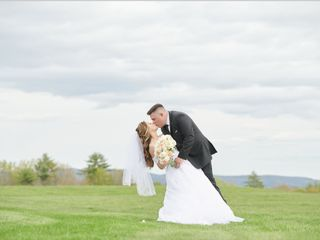 The wedding of Danielle and Joshua