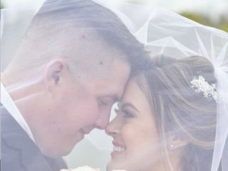 The wedding of Danielle and Joshua 3