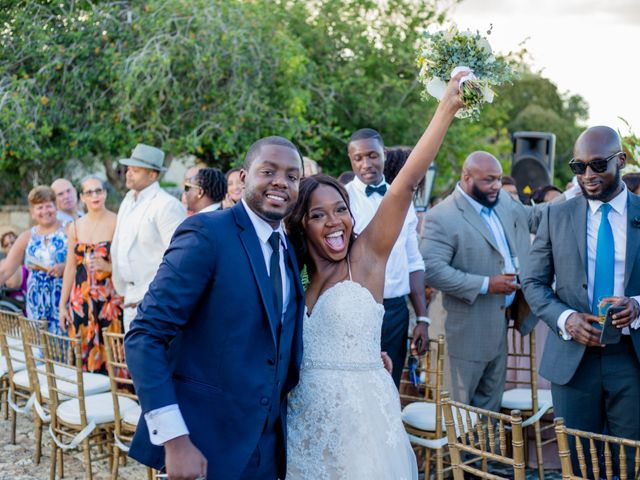 Ohn and Shapher's Wedding in Santo Domingo, Dominican Republic 1