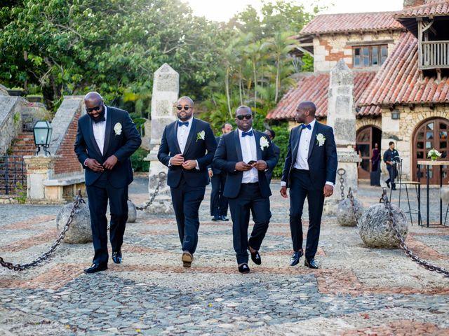 Ohn and Shapher's Wedding in Santo Domingo, Dominican Republic 2