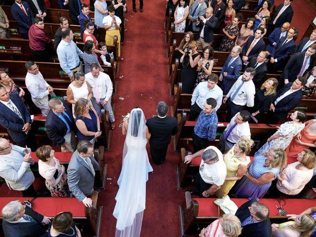 Pete and Jessica's Wedding in Shrewsbury, New Jersey 2