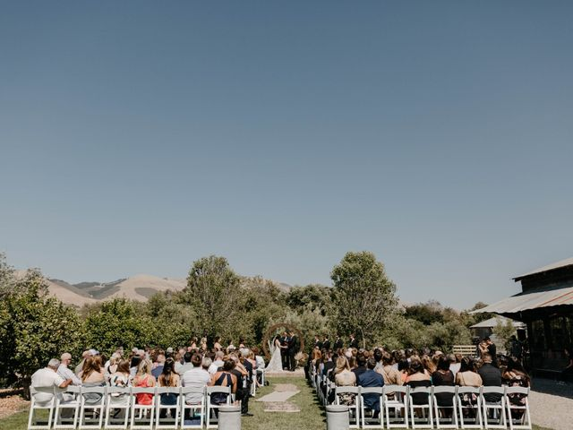 Hayden and Loren's Wedding in Nipomo, California 10