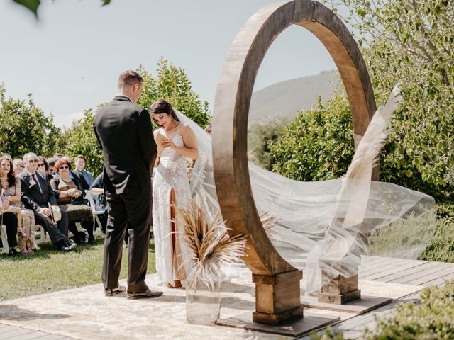 Hayden and Loren's Wedding in Nipomo, California 11